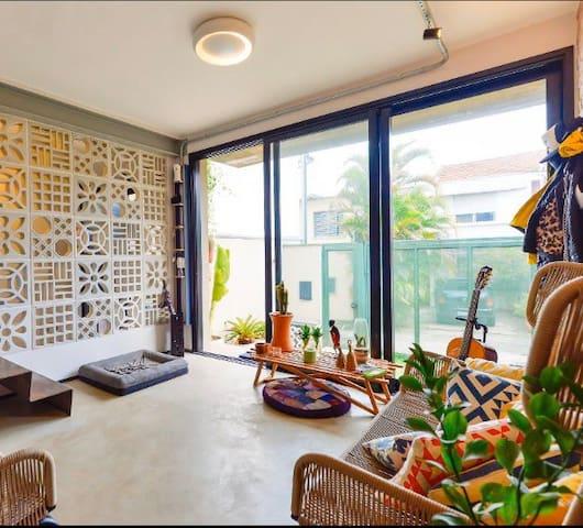 Casa de Vila - Arquitetura Moderna e Aconchegante
