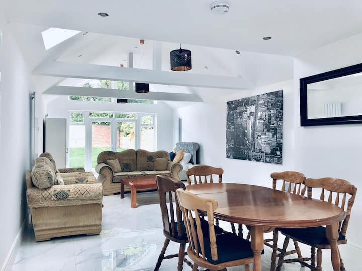 Modern & beautiful  6 bed house in central Oxford