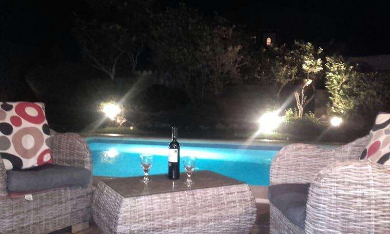 Villa avec piscine, Port Adriano - El Toro - Dům