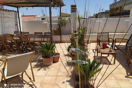 Matera Suite A- roof terrace- self check-in