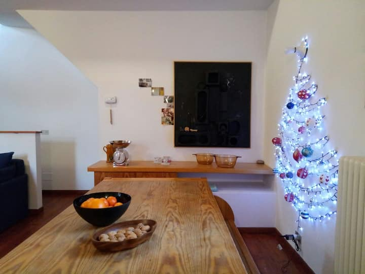 Nice apartment in Presolana