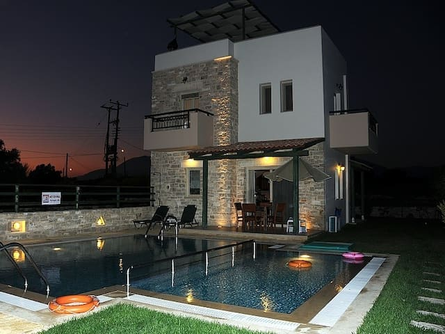Villa Emmanouela - Pitsidia - Rumah