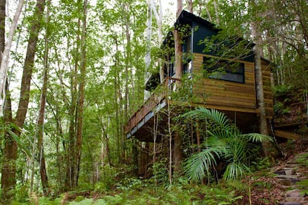 CRYSTAL CREEK TREEHOUSE - Upper Crystal Creek - Casa en un árbol