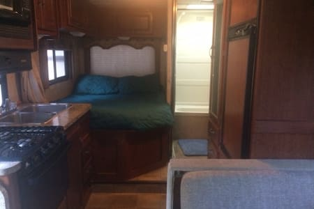 Cozy RV - San Rafael - Campingvogn