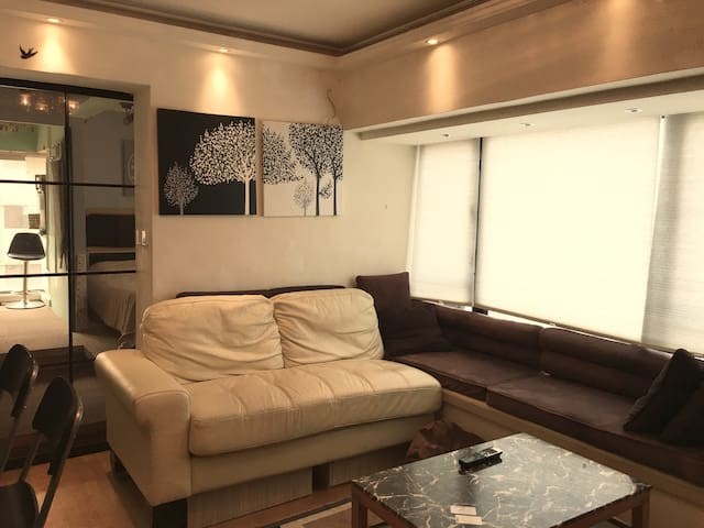 Wanchai (HK-Island) city center  2 BR CONVENIENCE