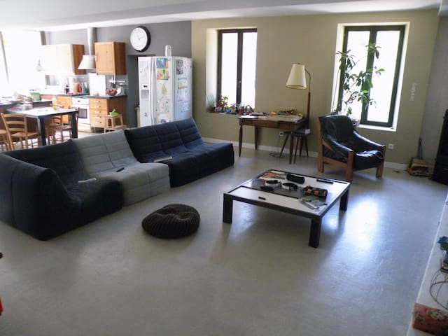 Appartement spacieux - Dieulefit - Apartment