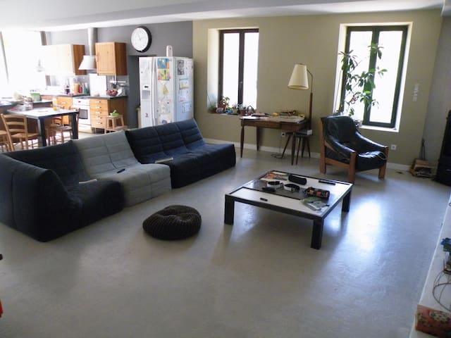 Appartement spacieux - Dieulefit - Apartamento