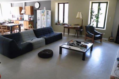 Appartement spacieux - Dieulefit - Lejlighed