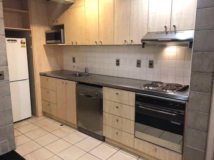 Christchurch Central Apartment