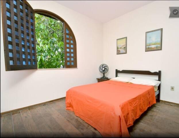 Quarto mobiliado em mansão aldeota (2)