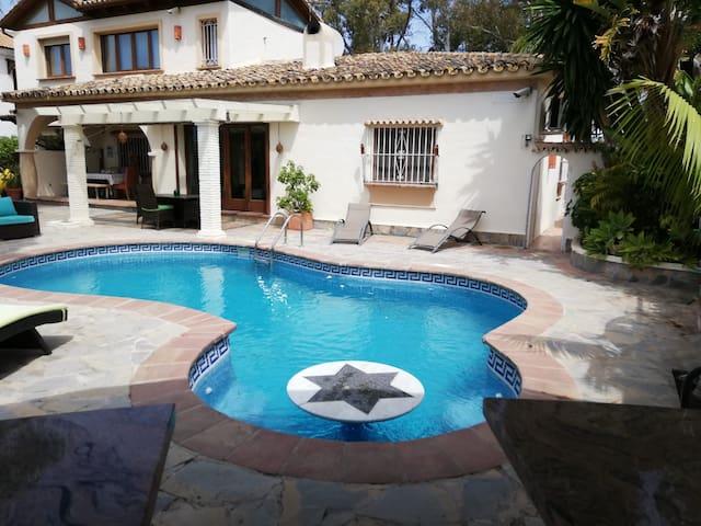 El Saladillo 3 bed villa near the beach