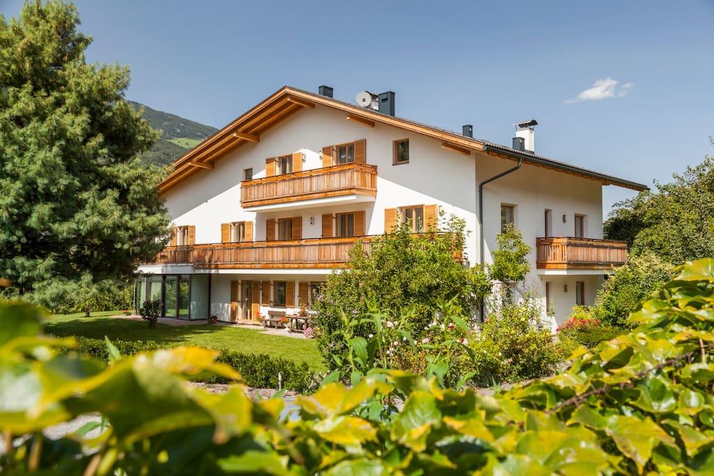 Mittermoarhof Albeins bei Brixen