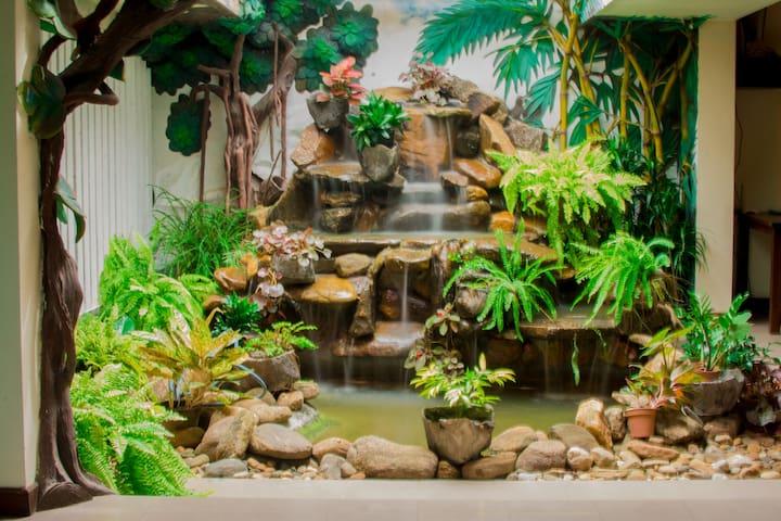 Country Breeze: Peaceful garden-front villa #5