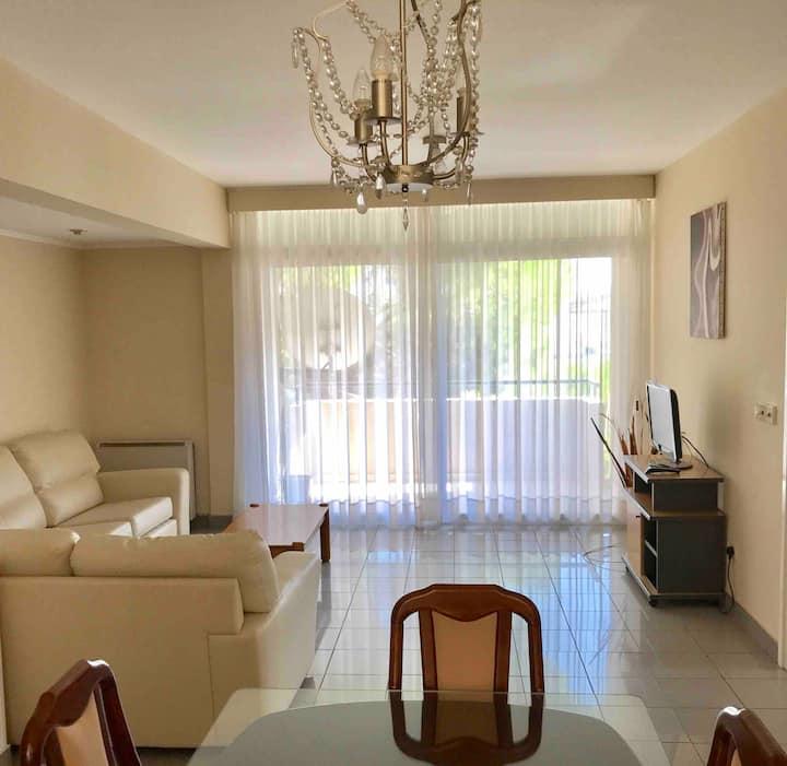 Elegant Spacious Central 3-bdr  Flat  in Nicosia