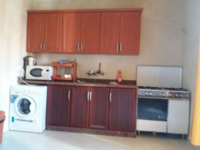 Equipped Apartement for rent