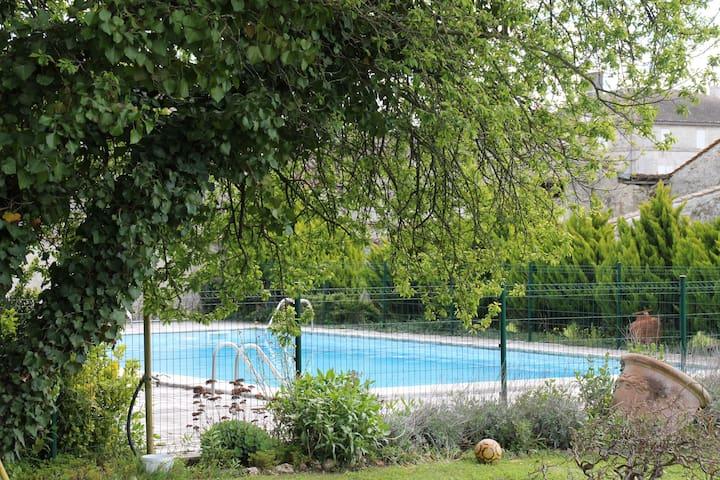 logement indépendant - Châteauneuf-sur-Charente - House