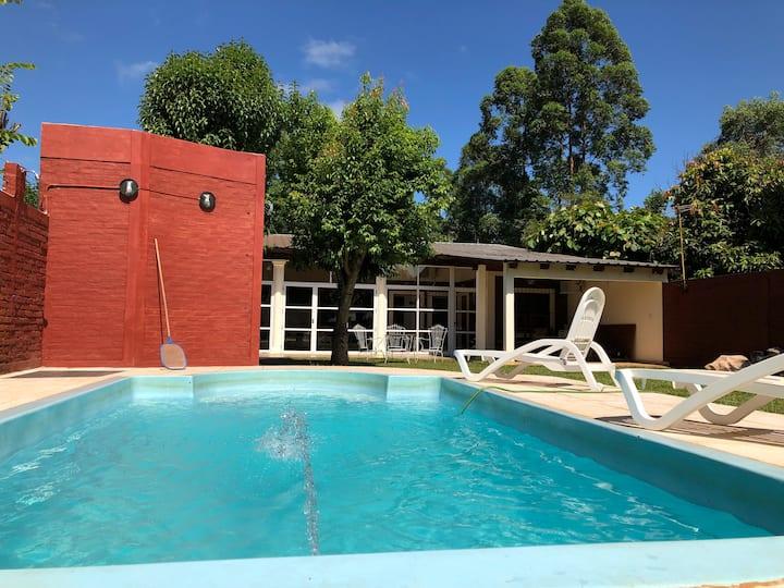 Casa quincho, Candelaria Misiónes