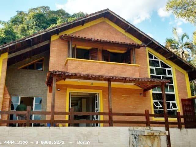 Mairiporã casa com vista panoramica e piscina