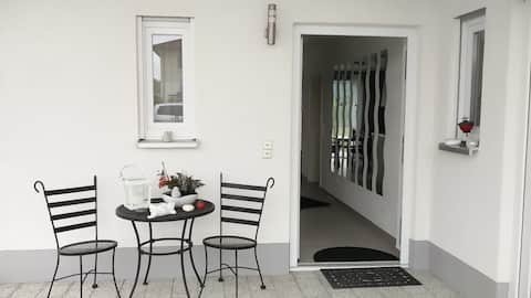 Casa de férias recentemente renovada perto de Bayreuth