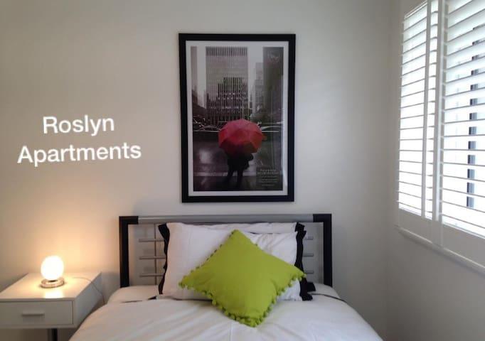 Comfortable double bedroom/ EnSuite - Aberdeen - Appartamento