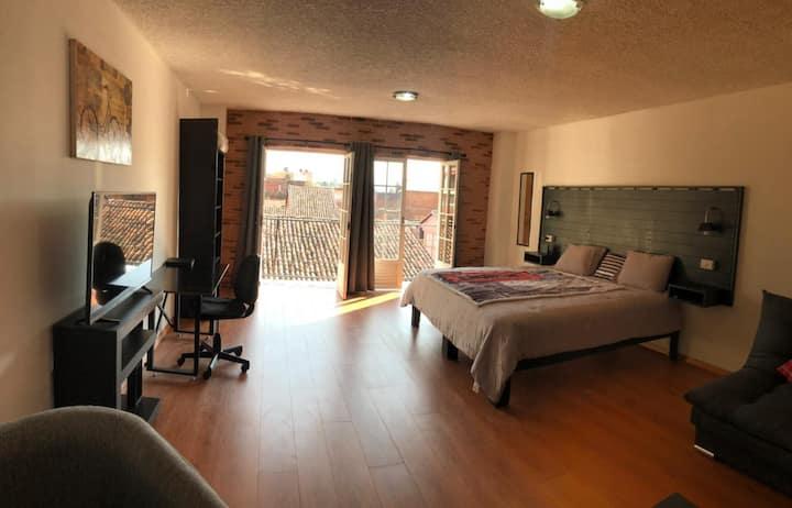 Hermoso, nuevo y moderno loft!!