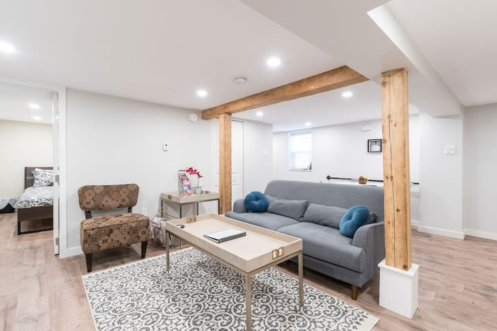Entire Suite in Downtown Burnaby!