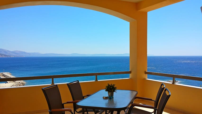 Sea View Holiday Home IOLI  - Chios - Byt