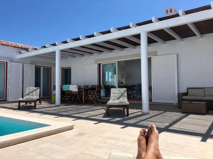 Sea House-Porto Covo-Private Pool/ Beach-10 Guests