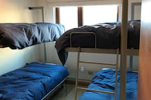 SECOND ROOM WITH 4 BEDS