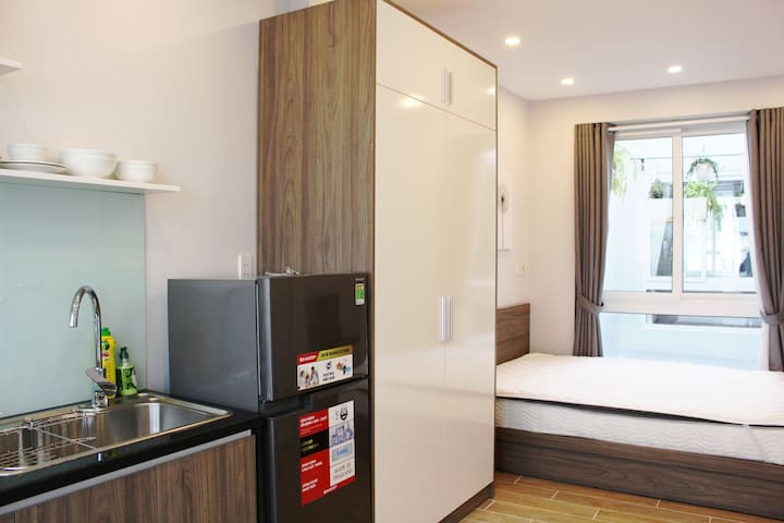 YessHome serviced apartment - VN - Byt