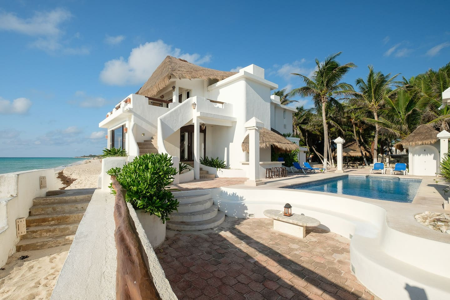 Welcome to Casa del Secreto, your private Caribbean getaway! Casa del Secreto can either be rented as a 3 or 6 bedroom home with private pool, jucuzzi and kids play area.