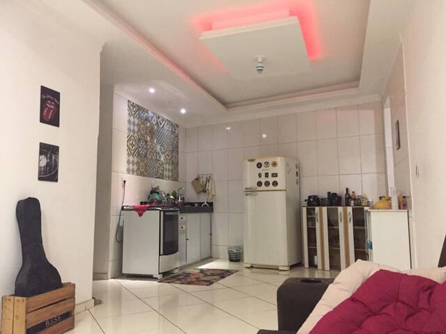 Apartamento D'bowie ϟ  Próximo da UFV :)