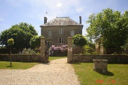 Clamensac Manor, Correze, Limousin - Saint-Julien-aux-Bois - บ้าน
