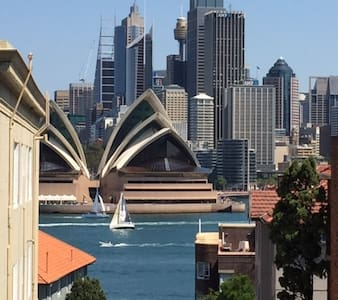 A Room with a View! - Kirribilli