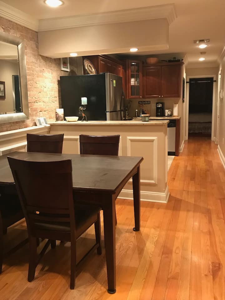 Comfortable, Clean Downtown Jersey City Condo