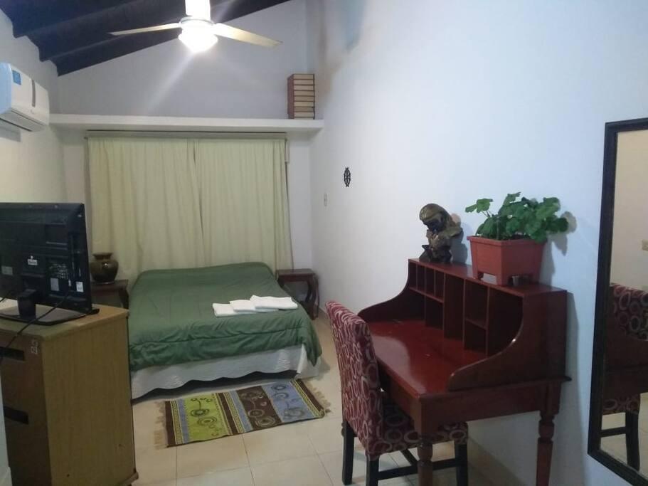 Suite única