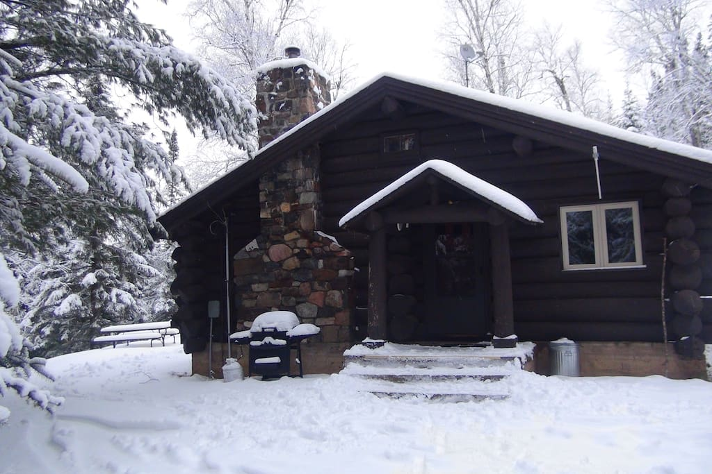 Solitude On Loon Lake Cabins For Rent In Grand Marais