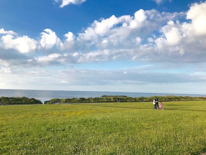 Für Gruppen: ruhiger Hof mit Pferden Ostsee