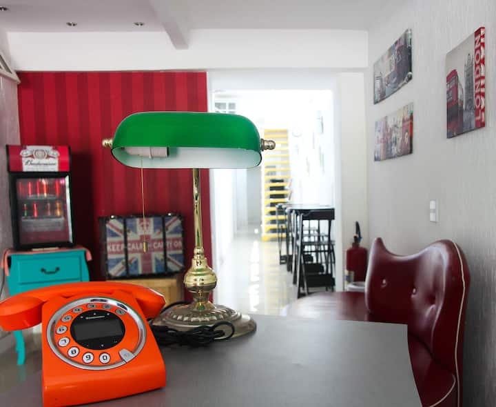 Hotel Vintage (Quarto Triplo)