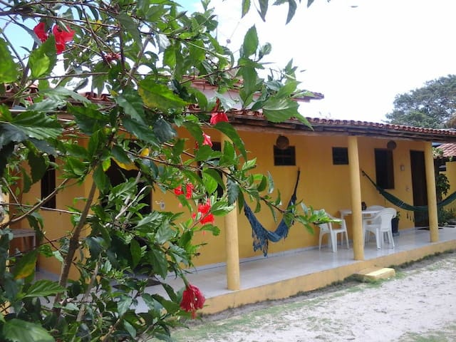 Suites em Itaunas - ES