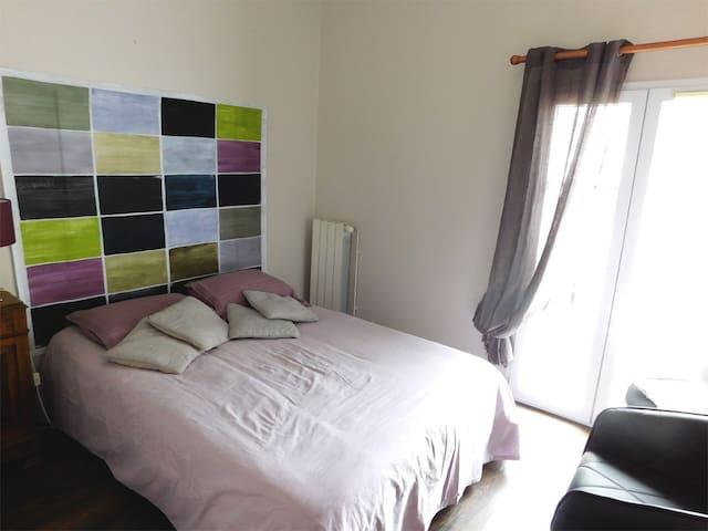 Chambre 3/3 dans villa lumineuse - Saint-André-de-Cubzac - Rumah