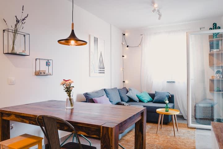 ME1 - Beautiful new apartment in centre of Novalja