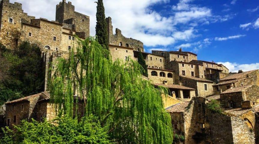 Appartement médiéval au pied du château