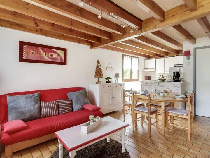 chalet 3 pièces 6 personnes, résidence Chalet de Fanlou, wifi