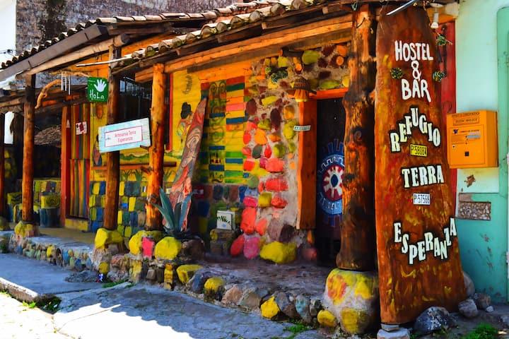 Ecuador - 4 Bed Dormitory