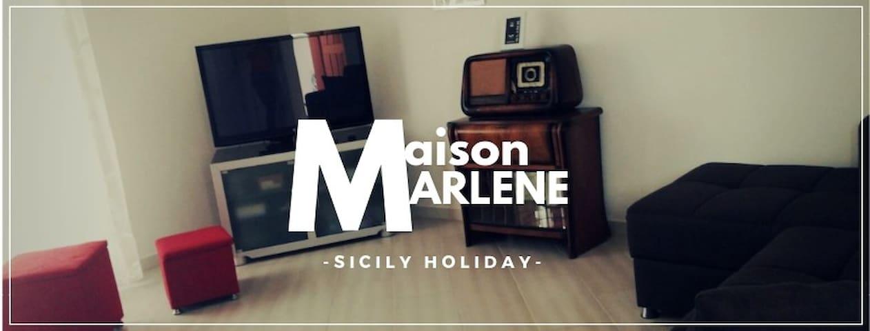 Maison Marlene - Sicily Holiday