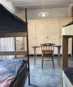 Habitación compartida- cama 1