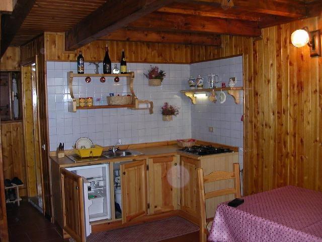 Tipica casetta di montagna per splendide vacanze - Artaz Vieu - Casa