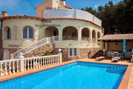 casa Malika 2 in Balcon al Mar