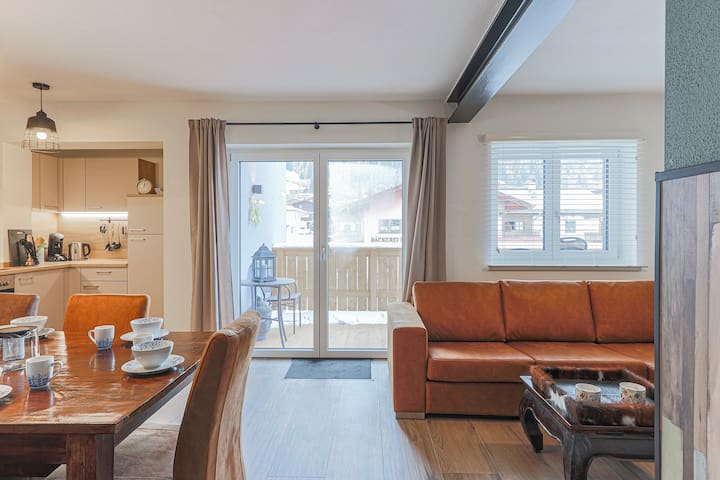 Lavish Apartment in Brixen im Thale near Ski Area